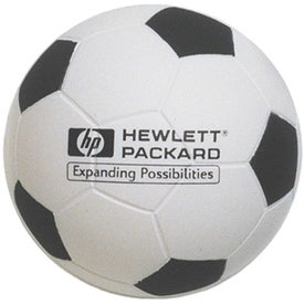 Soccer Ball Stress Relievers