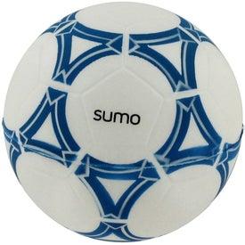 Soft Soccer Ball Stress Reliever