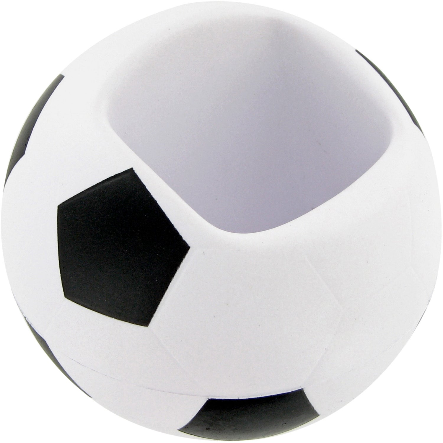Soccer Ball Cell Phone Holder Stress Toy