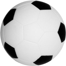 Promotional Soccer Ball Sport Stress Relievers