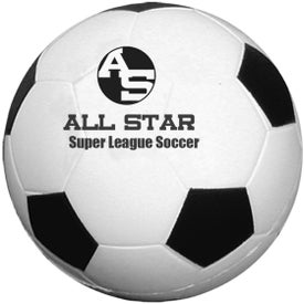Soccer Ball Sport Stress Relievers