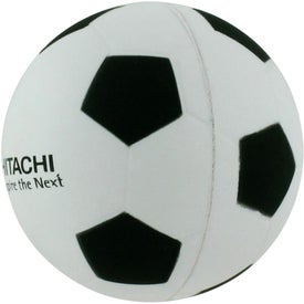 Personalized Soccer Ball Stress Reliever
