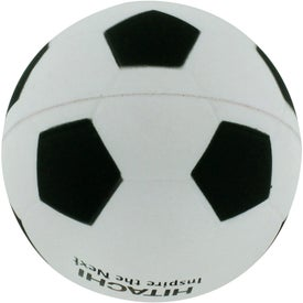 Soccer Ball Stress Reliever for Promotion