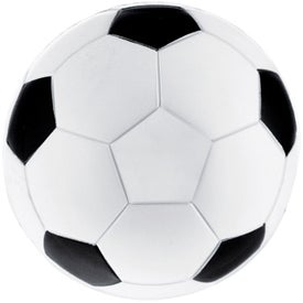 Soccer Ball Stressball for Your Company