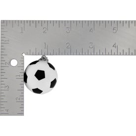 Soccer Ball Stress Ball Key Chain for Your Church