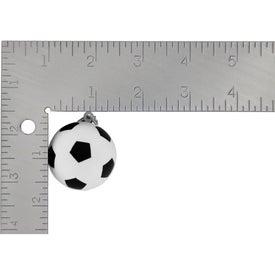 Soccer Ball Stress Ball Key Chain for Your Church