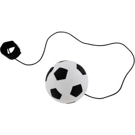 Soccer Ball Stress Ball Yo Yo for your School