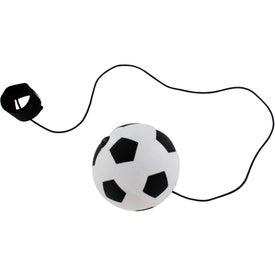 Soccer Ball Stress Ball Yo Yo for your School