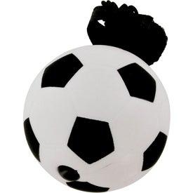 Customized Soccer Ball Stress Ball Yo Yo