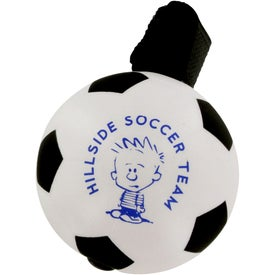 Soccer Ball Stress Ball Yo Yo