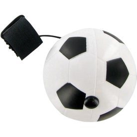 Soccer Ball Yo-Yo Stress Toy for Your Organization