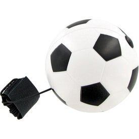 Soccer Ball Yo-Yo Stress Toy