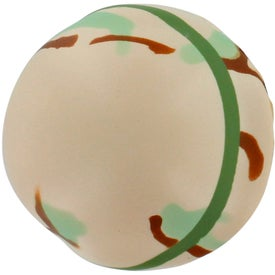 Company Soldier Mad Cap Stress Ball