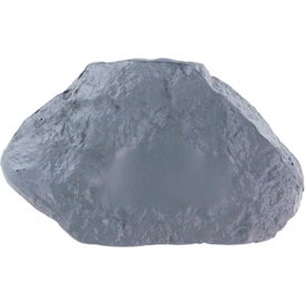 Promotional Gray Rock Stress Ball
