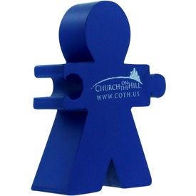 Imprinted Solidarity Figure Stress Reliever