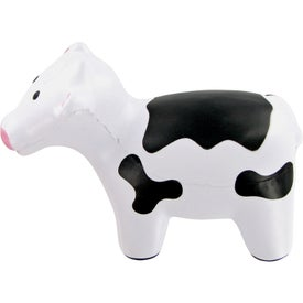 Branded Sound Chip Milk Cow Stress Toy