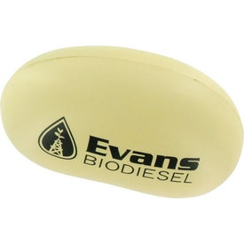 Soybean Stress Ball with Your Slogan