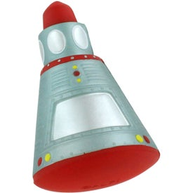 Space Capsule Stress Reliever for Marketing