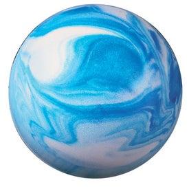 Custom Swirl Stress Reliever