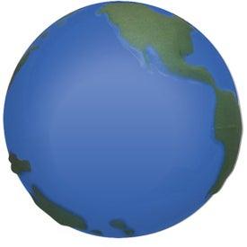 Logo Globe Stress Reliever