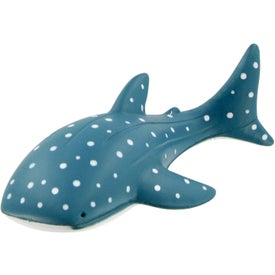 Customized Speckled Shark Stress Toy