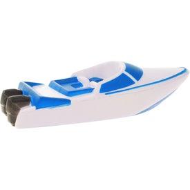Speedboat Stress Ball for Marketing