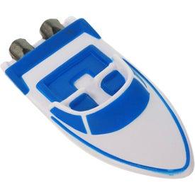 Custom Speedboat Stress Ball