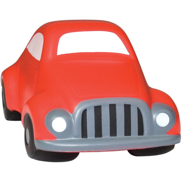Red Speedy Car with Vibration Stress Reliever