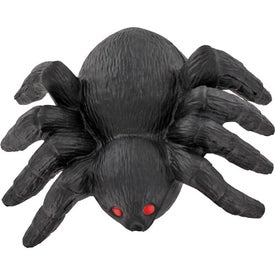 Spider Stress Ball with Your Slogan