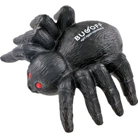 Personalized Spider Stress Ball