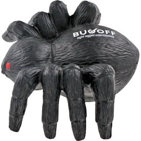 Spider Stress Ball Branded with Your Logo