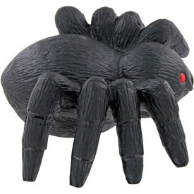 Advertising Spider Stress Toy