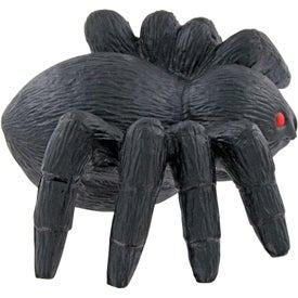 Advertising Spider Stress Toy