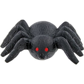 Spider Stress Toy Printed with Your Logo