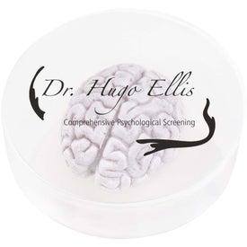 Splatter Brain in a Dish for Customization