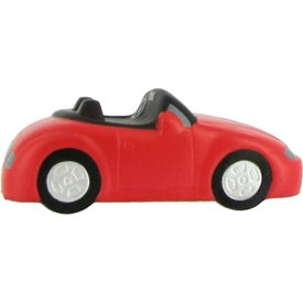Convertible Car Stress Ball Imprinted with Your Logo