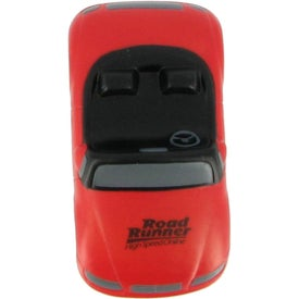 Convertible Car Stress Ball Printed with Your Logo