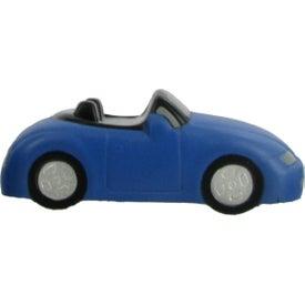 Convertible Car Stress Ball for Customization