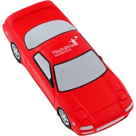 Sports Car Stress Ball for Advertising