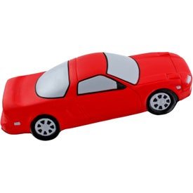 Personalized Sports Car Stress Ball
