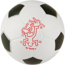 "Stress Soccer Ball (2 1/2"")"