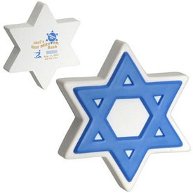 Star of David Stress Ball