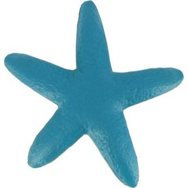 Custom Star Fish Stress Ball