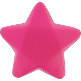 Personalized Star Stress Reliever