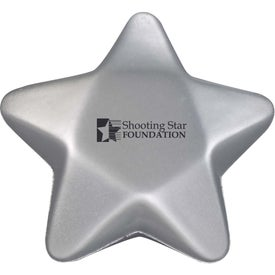 Star Shaped Stress Ball Giveaways