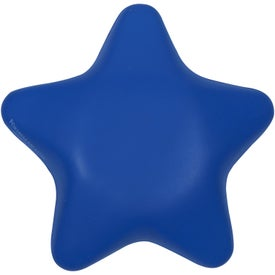 Star Stress Ball Imprinted with Your Logo