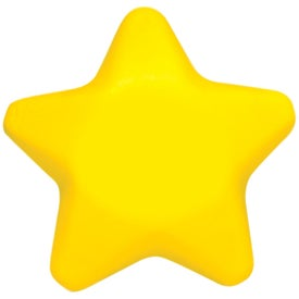 Monogrammed Star Stress Ball