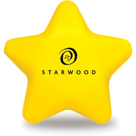 Star Stress Ball for Advertising