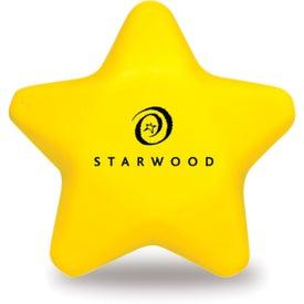 Star Stress Ball for Advertising