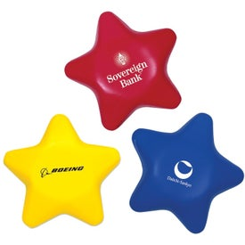 Star Stress Ball (Economy)